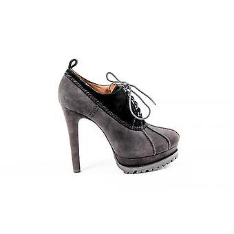 Alaia Womens Ankle Boot 4W3N011CC0 ASPHAL