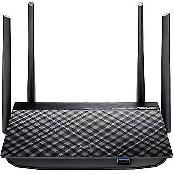 Asus RT-AC58U WiFi router 2.4 GHz, 5 GHz 1.3 Gbit