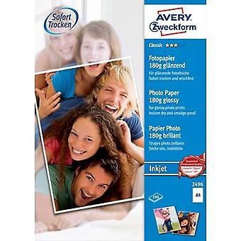 Photo paper Avery-Zweckform Classic Photo Paper Inkjet 2496 A4