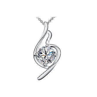 Beautiful Womens Necklace Crystal Stones Bridal BG1519