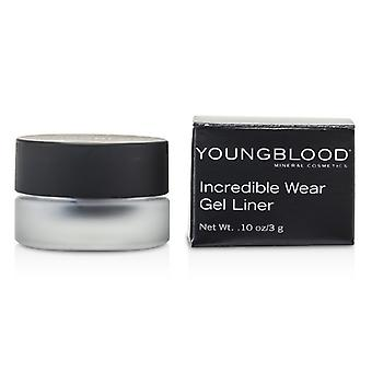 Youngblood otroliga bära Gel Liner - # Midnight Sea 3g / 0,1 oz