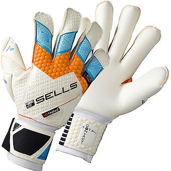 SELLS TOTAL CONTACT AQUA CAMPIONE JUNIOR Goalkeeper Gloves