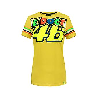 Valentino Rossi VR46 Woman The Doctor 46 T-Shirt
