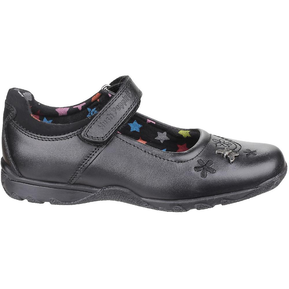 6e65c4a9f1a7 Hush Puppies Girls Clare Senior Leather Mary Jane Back to School Shoes