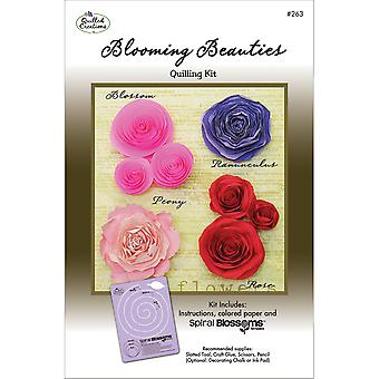 Quilling Kit Blooming Beauties 263