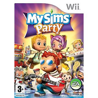 MySims Party (Wii)