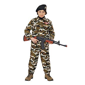 Children's costumes  Soldier costume for boys
