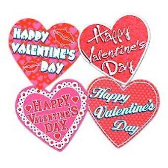 Valentijn hart knipsels