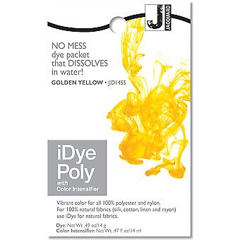 Jacquard iPoly Fabric Dye 14g-Golden Yellow