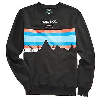 LRG Naturalist Sweatshirt Black