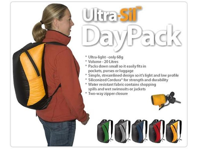 Sea to Summit Ultra Sil 20L Day Pack (Verde)