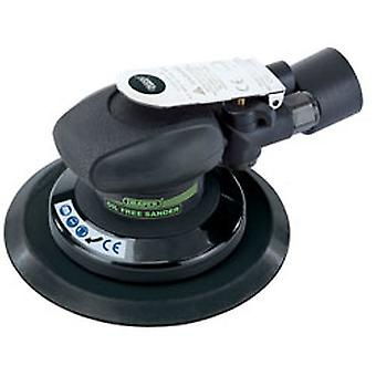 Draper 22415 Expert Composite Body Dual Action Oil Free Air Sander