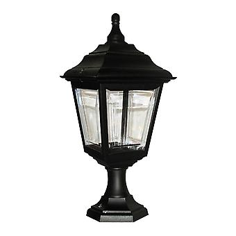 Elstead Lighting Elstead Kerry 4 Sided Outside Pedestal Light