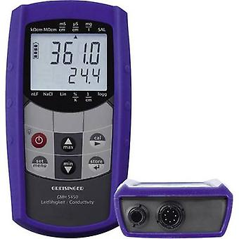 Greisinger GMH 5450 Multi tester TDS, Conductivity, Salinity , Temperature Calibrated to Manufacturers standards (no certificate)
