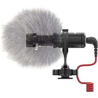 Camera microphone RODE Microphones VIDEO MICRO Transfer type:Corded incl. cable, incl. pop filter, Hot shoe mount