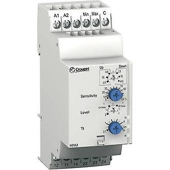 Control de relé 24 Vdc, 24 V CA, 240 Vdc, 240 V AC 2 cambios de presentación 1 PC