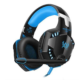 G2000 Pro Gaming Headset-Blue