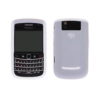 OEM Blackberry 9630 Tour, 9650 Bold, Silicone Skin Case, White