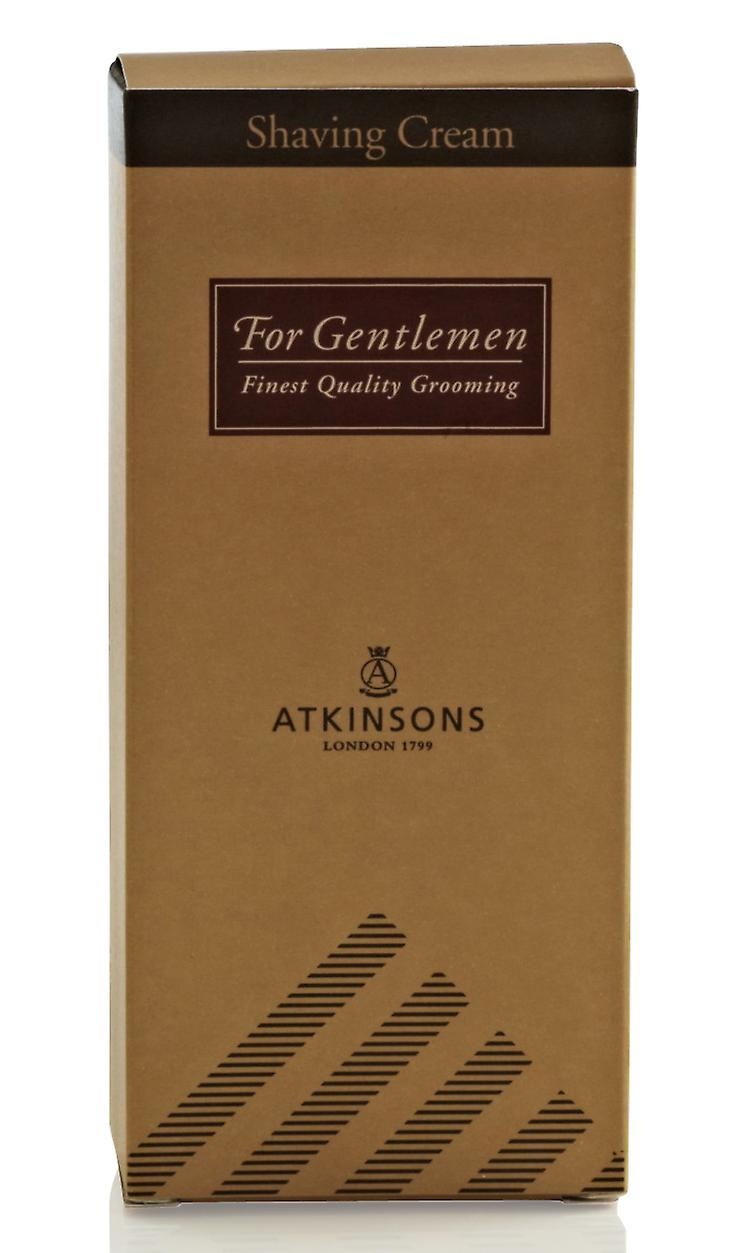Atkinsons Shaving Cream Tube - 100ml
