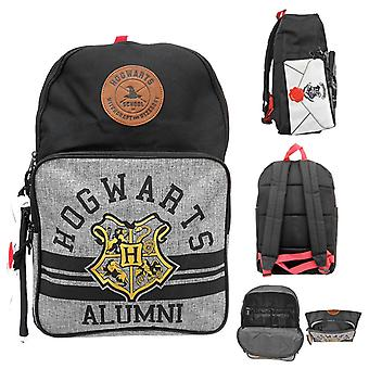 Harry Potter Hogwarts backpack bag 44x31x14cm With pencil boxes