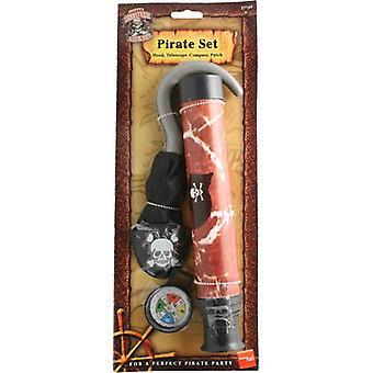 Smiffy Piraten Set Haken