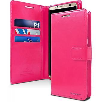 MERCURY GOOSPERY Blue Moon Samsung Galaxy S8 Plus-Rose