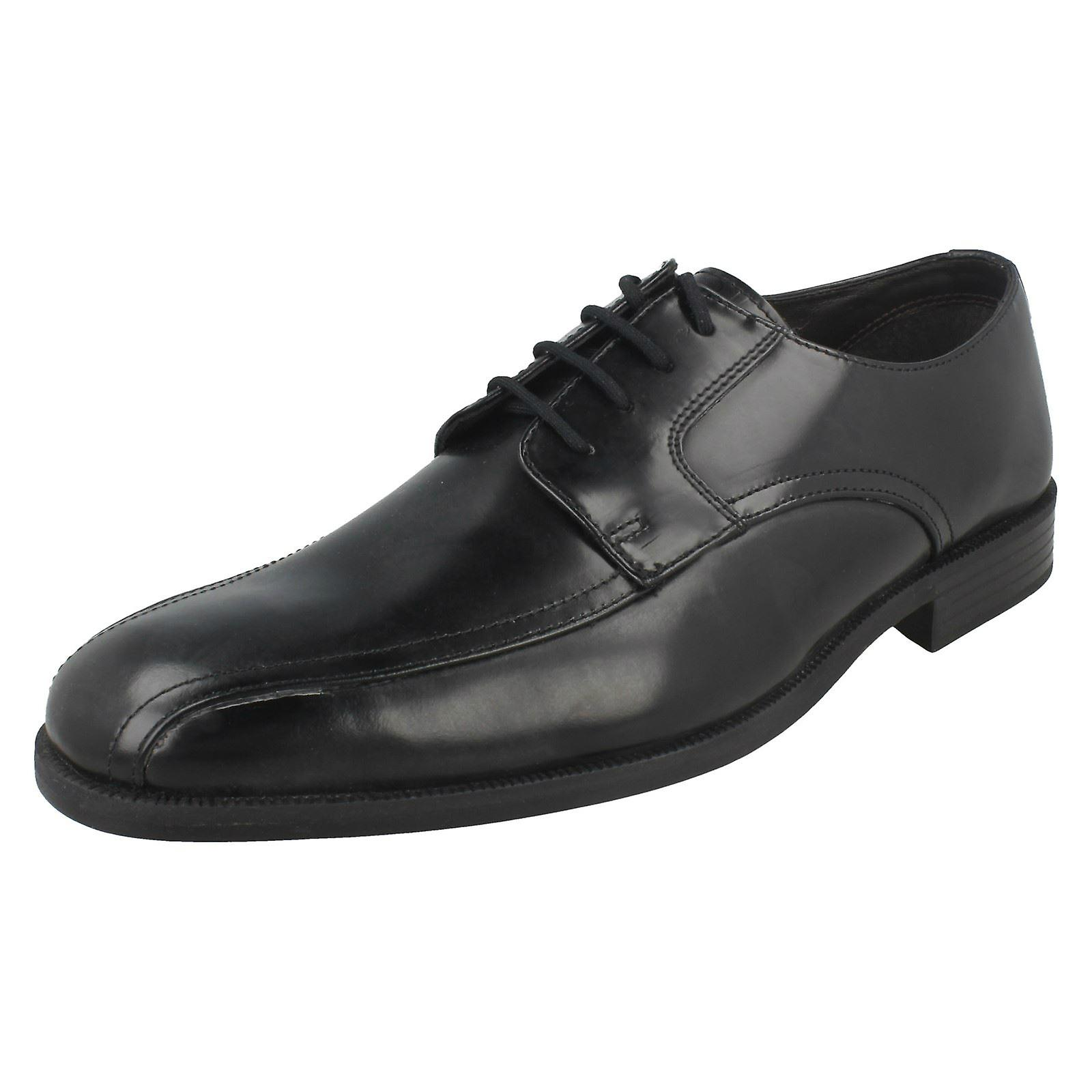 Mens Clarks formelle Lace Up chaussures Harvey Sky
