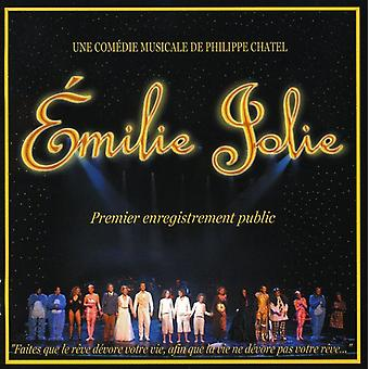 Various Artists - Emilie Jolie [CD] USA import