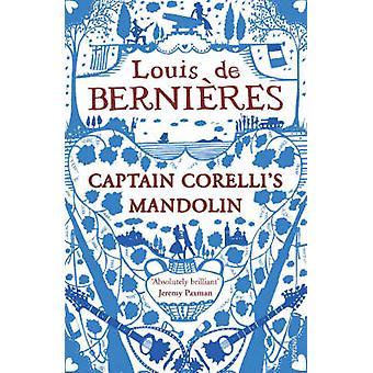 Captain Corelli's Mandolin by Louis de Bernieres - 9780749397548 Book