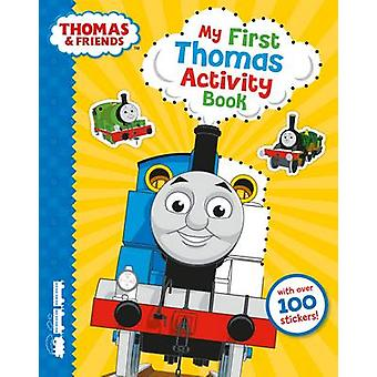 Thomas & Friends - My First Thomas Activity Book - 9781405285933 Book