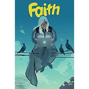 Faith - Hollywood & Vine by Jody Houser - Joshua Dysart - Francis Port