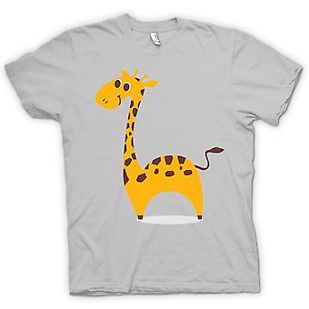 レディース t - シャツ キリン - かわいい動物
