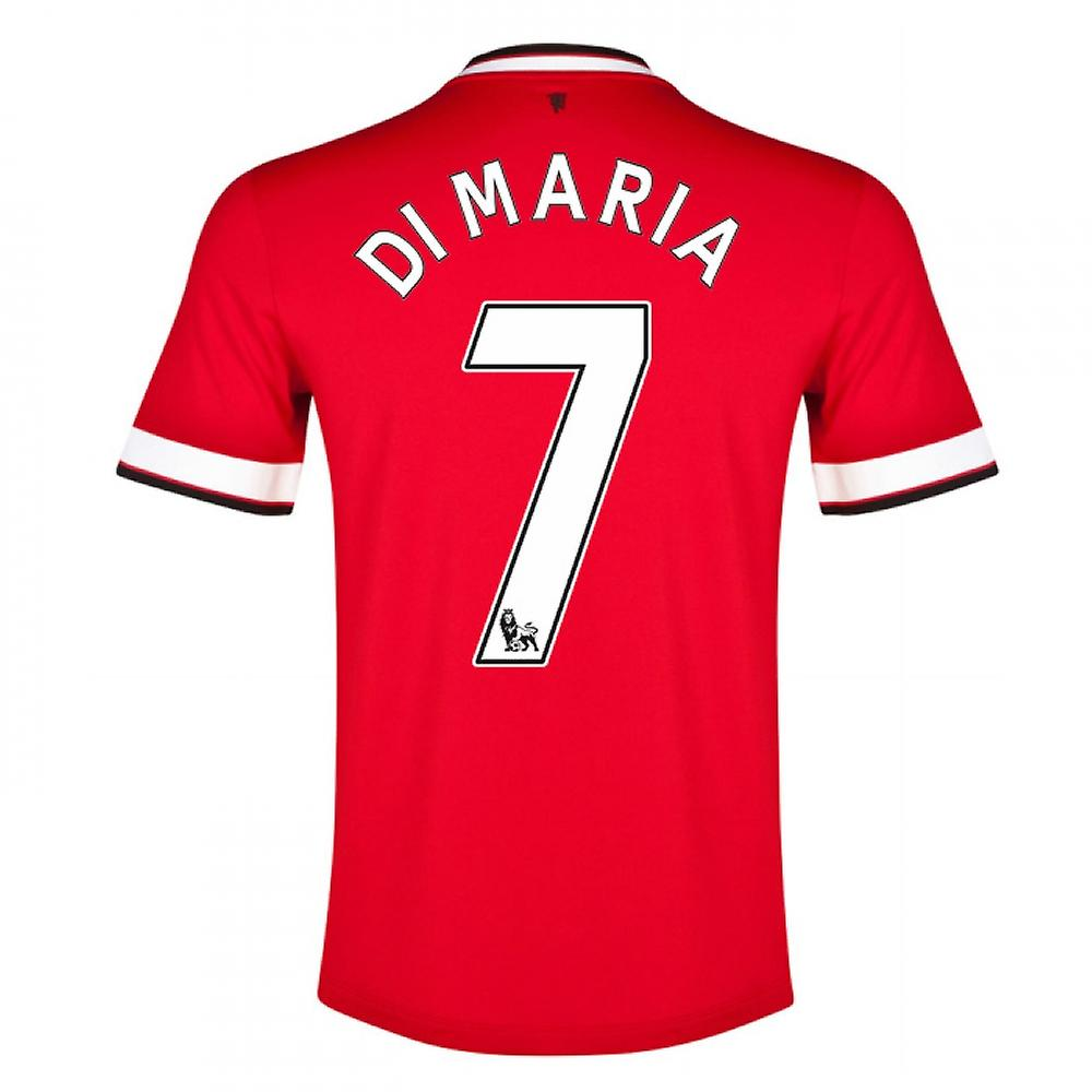 2014-15 Manchester United Home Shirt (di Maria 7)