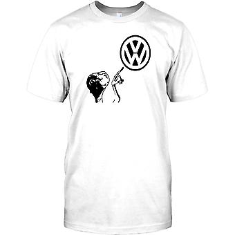 VW Slogan - E.T Phone - Volkswagen Inspired Kids T Shirt