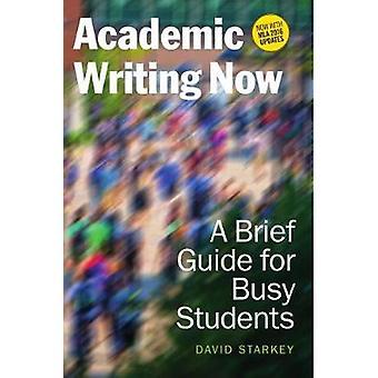 Akademiskt skrivande nu - en kort Guide för upptagen studenter med MLA 2016 U