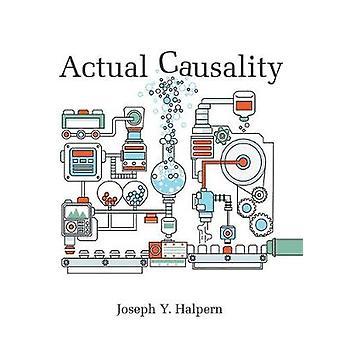 Causalité réelle par Joseph Y. Halpern - Book 9780262035026