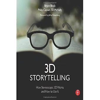 3D berättande: hur stereoskopisk 3D fungerar och hur man använder det