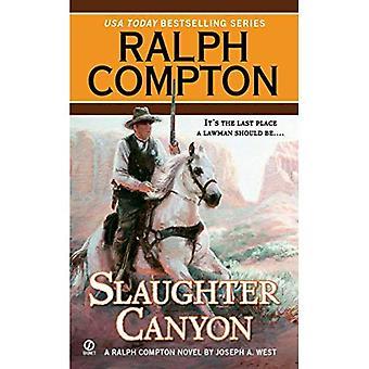 Ralph Compton Slaughter Canyon