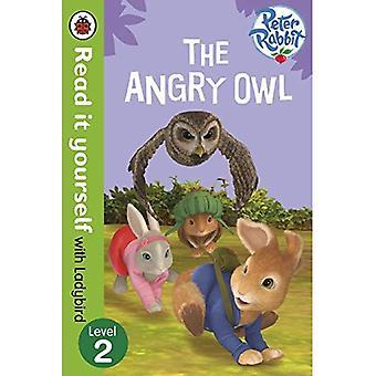 Peter Rabbit: The Angry Owl - Lees het zelf met lieveheersbeestje: niveau 2 (Lees het zelf niveau 2)