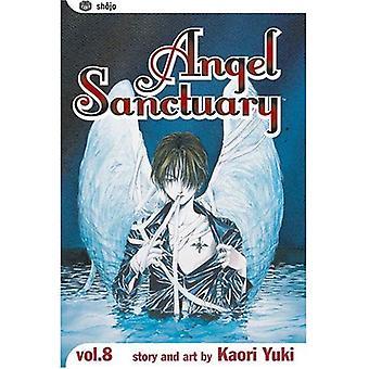 Angel Sanctuary: Volume 8 (Angel Sanctuary)