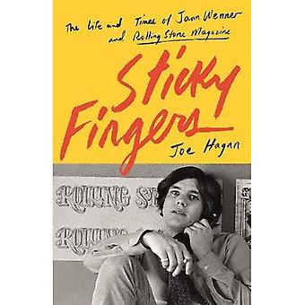 Sticky Fingers: The Life and Times van Jann Wenner en Rolling Stone Magazine