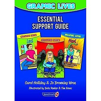 Graphic Lives - Essential Support Guide