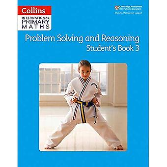 Collins internationella primära matematik - problemlösning och resonemang Student Book 3 (Collins internationella primära matematik)
