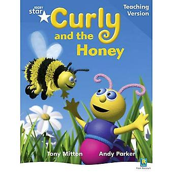 Curly and the Honey: Phonic Guided Reading Blue level (Rigby Star)