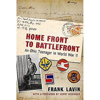 Front intérieur à Battlefront: un adolescent de l'Ohio pendant la seconde guerre mondiale (guerre et société en Amérique du Nord)