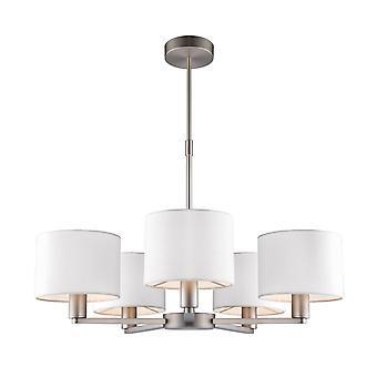 Lampada da soffitto coperta Daley - Endon 60257