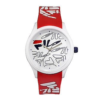 Fila men's Unisex Watch Mindblower 38-129-206 silicone watch