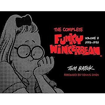 The Complete Funky Winkerbean: Volume 8, 1993-1995