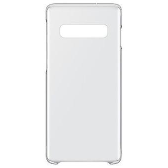 Samsung Galaxy S10E | Hard, Transparent Case