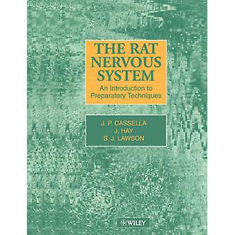Sistema nervioso de rata por Cassella